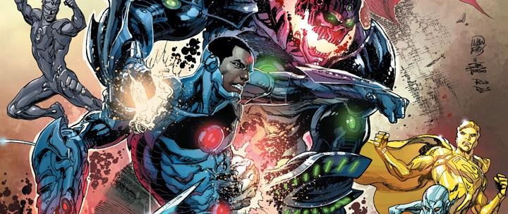 Avant-Première VO: Review Justice League #29