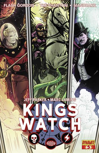 Kings Watch #5