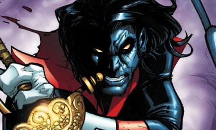 Preview: Nightcrawler #1