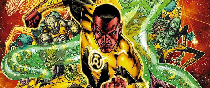 Avant-Première VO: Review Sinestro #1