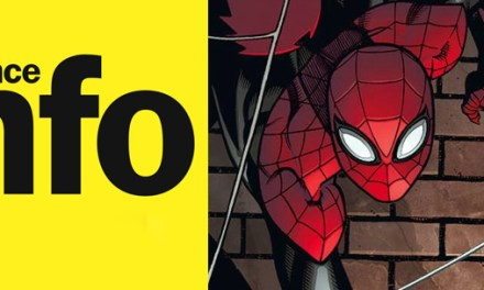 Amazing Spider-Man et Comic Box sur France Info