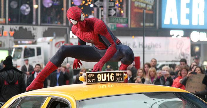 Amazing Spider-Man 2: Le Destin d'Un Héros