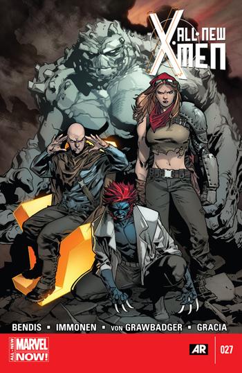 All-New X-Men #27