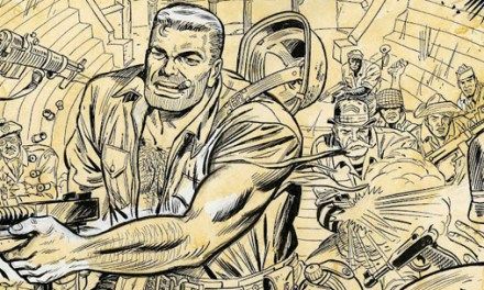Disparition de Dick Ayers (1924-2014)