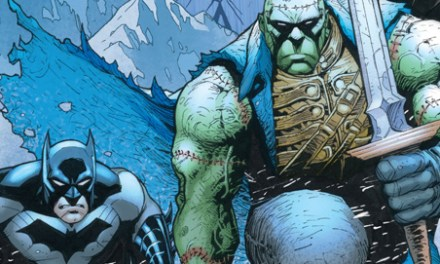 Avant-Première VO: Review Batman And Frankenstein #31