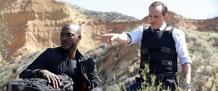 Marvel's Agents of S.H.I.E.L.D. S01E22