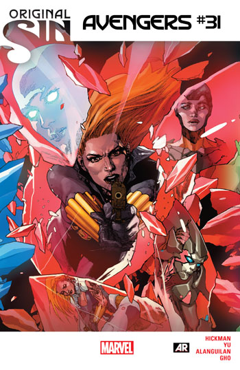 Avengers #31