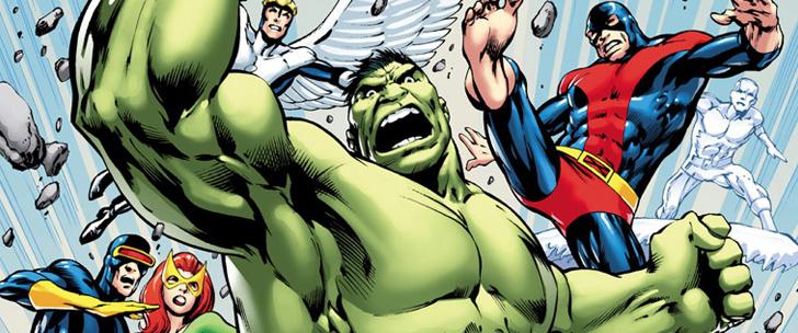 Avant-Première VO: Review Savage Hulk #1
