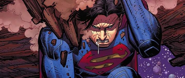 Avant-Première VO: Review Superman #32
