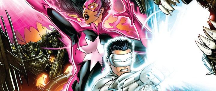 Avant-Première VO: Review Green Lantern: The New Guardians #33