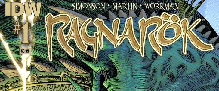 Avant-Première VO: Review Ragnarök #1