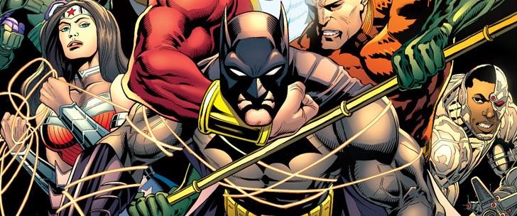 Avant-Première VO: Review Batman And Robin #33
