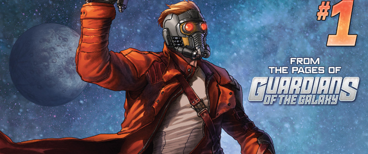 Avant-Première VO: Review Legendary Star-Lord #1