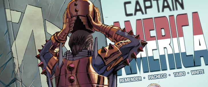 Avant-Première VO: Review Captain America #23