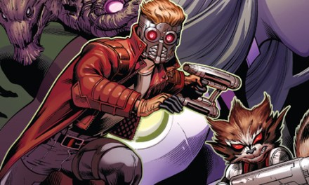 Avant-Première VO: Review Guardians of the Galaxy #17