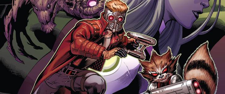 Avant-Première VO: Review Guardians of the Galaxy #17