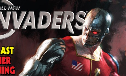 Avant-Première VO: Review All-New Invaders #9