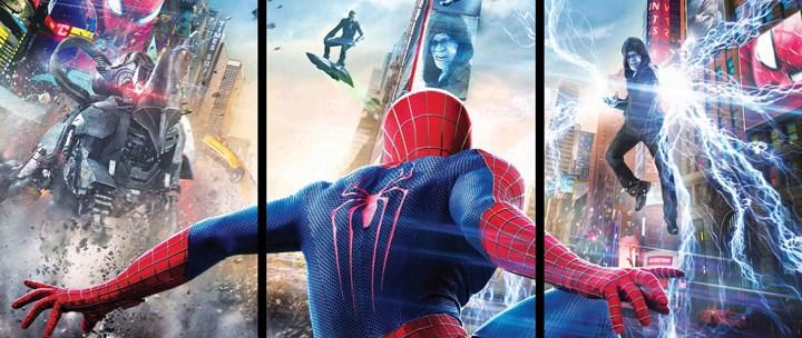Review : Amazing Spider-Man – Le destin d'un héros en DVD/ Blu Ray