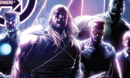 Avant-Première VO: Review Avengers #35