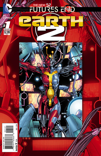 Earth 2: Futures End #1