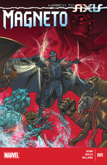 Avant-Première VO: Review Magneto #9