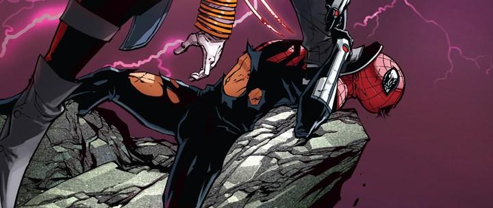 Avant-Première VO: Review Superior Spider-Man #33