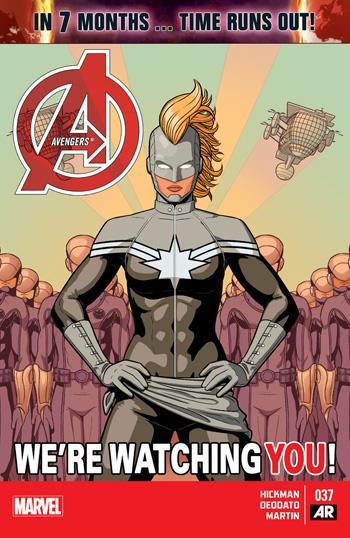 Avengers #37
