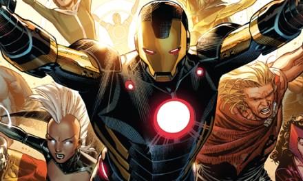 Avant-Première VO: Review Avengers & X-Men: Axis #1