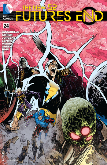 New 52: Futures End #24