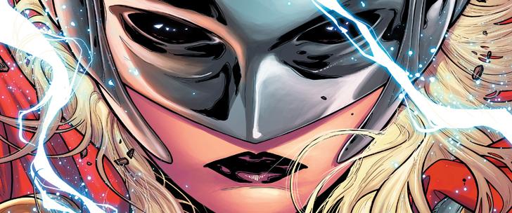 Avant-Première VO: Review Thor #1