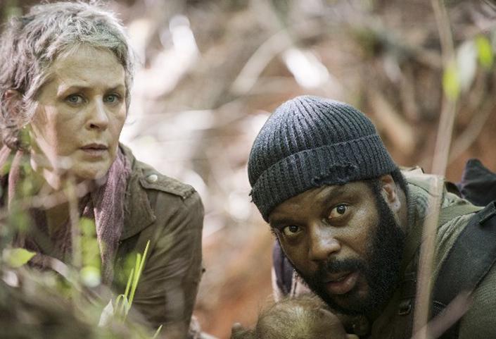 Walking Dead S05E01