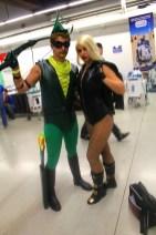 Green Arrow et Black Canary