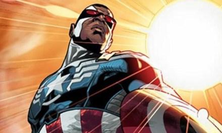Avant-Première VO: Review All-New Captain America #1