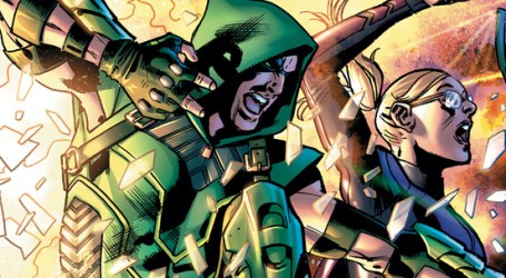 Avant-Première VO: Review Green Arrow #36