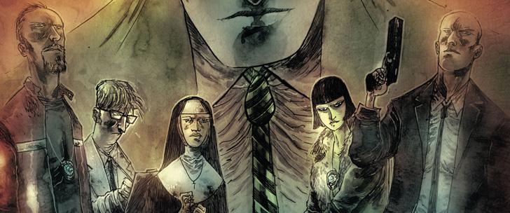 Avant-Première VO: Review Gotham By Midnight #1