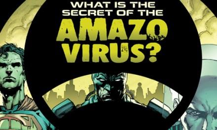 Avant-Première VO: Review Justice League #36