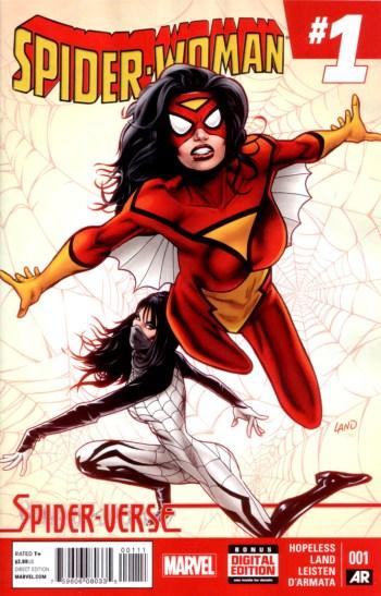 Spider-Woman #1