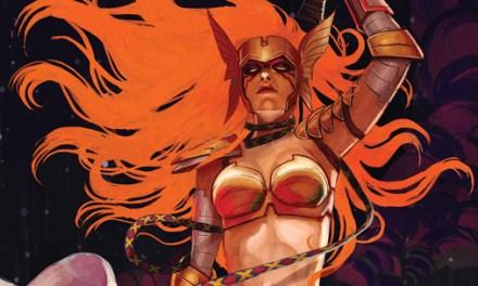 Avant-Première VO: Review Angela: Asgard's Assassin #1