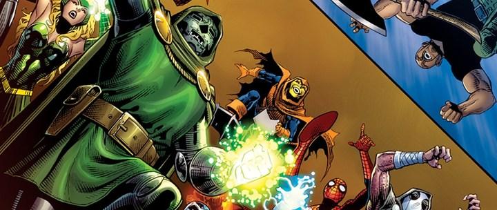 Avant-Première VO: Review Avengers & X-Men: Axis #8
