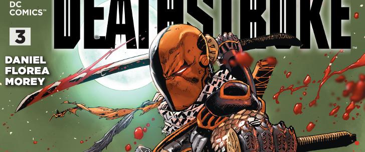 Avant-Première VO: Review Deathstroke #3