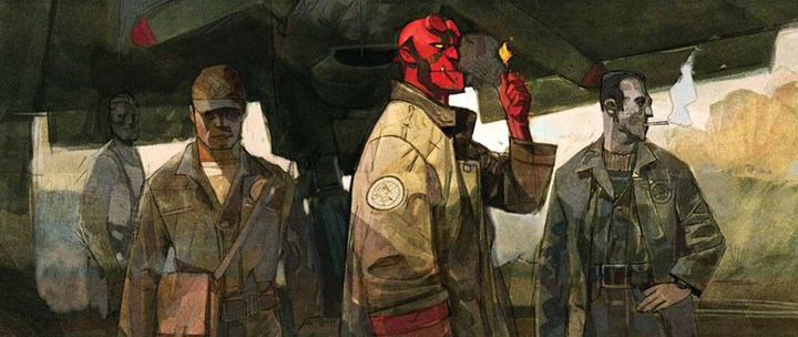 Avant-Première VO: Review Hellboy And The B.P.R.D.: 1952 #1