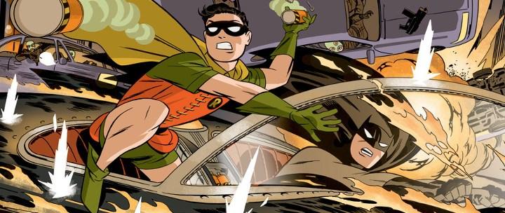 Avant-Première VO: Review Batman And Robin #37