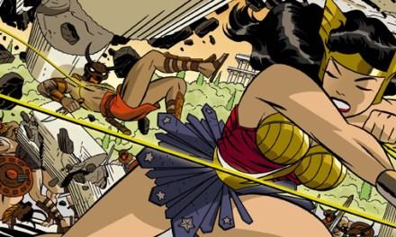 Avant-Première VO: Review Wonder Woman #37