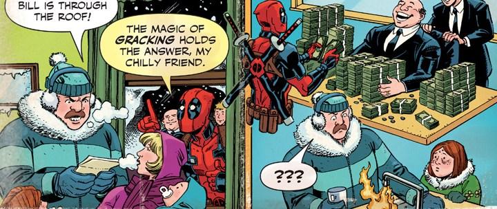 Avant-Première VO: Review Deadpool #40