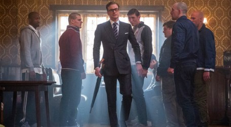 Review : Kingsman : The Secret Service