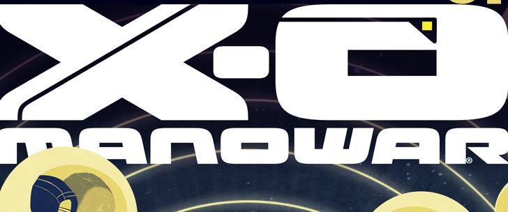 Avant-Première VO: Review X-O Manowar #31