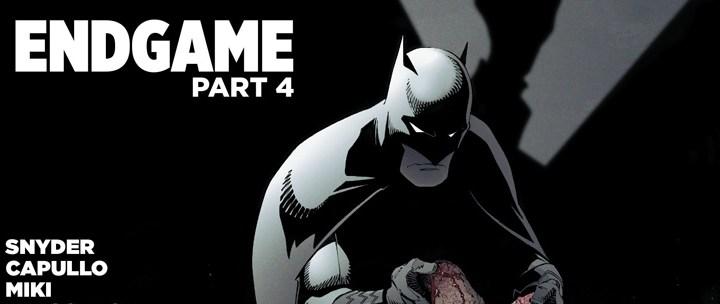Avant-Première VO: Review Batman #38