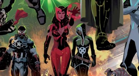 Avant-Première VO: Review Uncanny Avengers #1