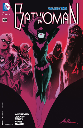 Batwoman #40