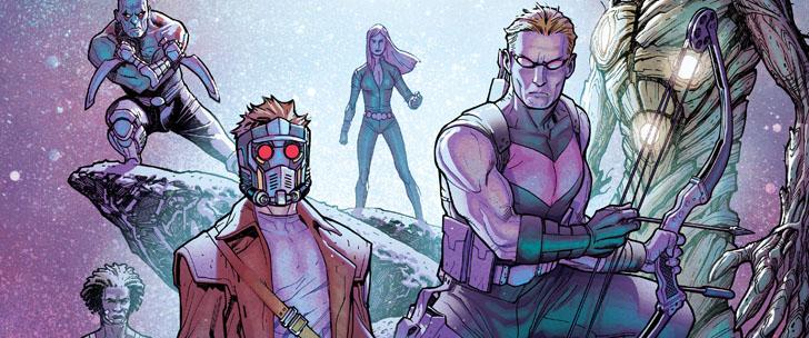 Avant-Première VO: Review Guardians Team-Up #2